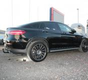 ATTELAGE MERCEDES GLC COUPE C 253 et pack AMG