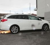 ATTELAGE TOYOTA AURIS BREAK HYBRIDE