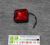 FEU DE REMORQUE ERDE 09191064
