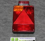 FEU DE REMORQUE GAUCHE RADEX 6801/2