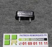 FEU DE PLAQUE DE REMORQUE RADEX 802