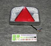 FEU DE REMORQUE GAUCHE A LED 5484