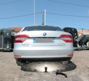 ATTELAGE SKODA SUPERB BERLINE