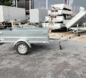 Remorque Utilitaire ERDE EXPERT LC 201 Galva