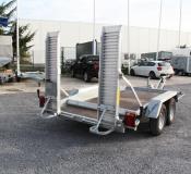 Remorque Porte Engin Lider 33905L