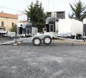 Remorque Porte Voiture LIDER 32760 PV 2500