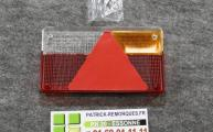 CABOCHON DE FEU TRAX R800664