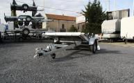 Remorque Plateau ERDE EXPERT PLM 150 F
