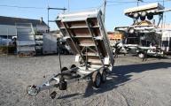 Remorque benne hydraulique LIDER 35560