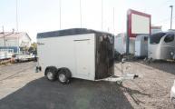REMORQUE FOURGON DEBON ROADSTER 500 XL ALU