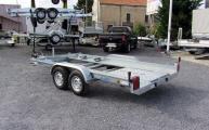 Remorque porte voiture LIDER 32740 PV 2000